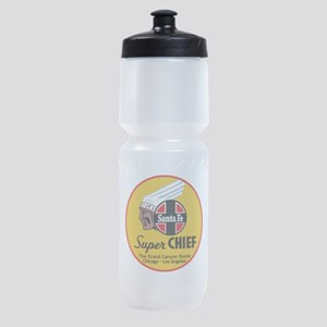 Santa Fe Super Chief1 Sports Bottle