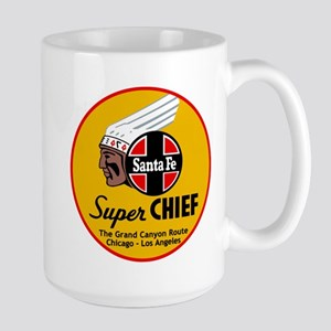 Santa Fe Super Chief1 Mugs