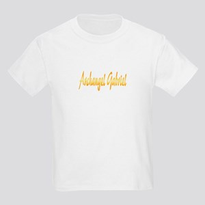 Archangel Gabriel Kids T-Shirt