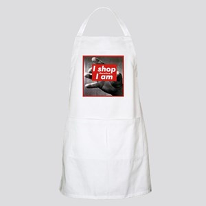 I shop therefore I am Apron