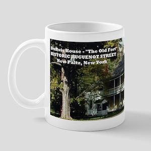 """The Old Fort"" Color Photo Mug"