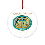 Gordan Gartrell 1 Ornament (Round)