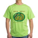 Gordan Gartrell 1 Green T-Shirt