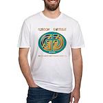 Gordan Gartrell 1 Fitted T-Shirt