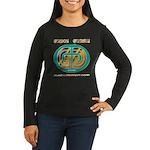 Gordan Gartrell 1 Women's Long Sleeve Dark T-Shirt