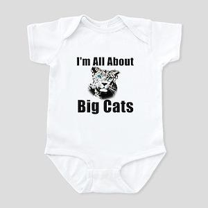 I'm All About Big Cats! Infant Creeper