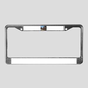 Streetcar 6 License Plate Frame