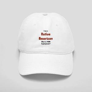 i am native american Cap