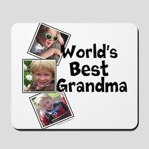 World's Best Grandma Mousepad