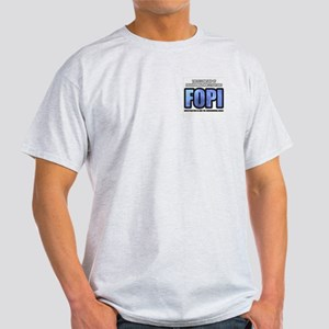 FOPI Official Ash Grey T-Shirt