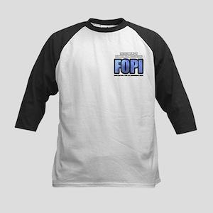 FOPI Official Kids Baseball Jersey