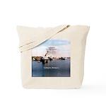 Ludington Car/rail Ferries Tote Bag