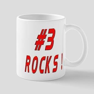 3 Rocks ! Mug