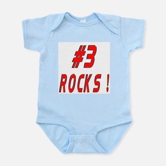 3 Rocks ! Infant Creeper