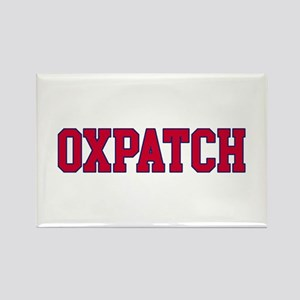 Oxpatch Rectangle Magnet