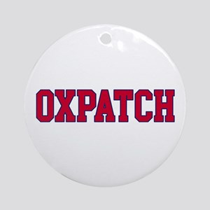 Oxpatch Ornament (Round)