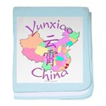 Yunxiao China baby blanket