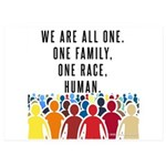 We Are All One 5x7 Flat Cards (Set of 10)