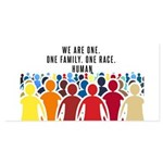 We Are All One 4x8 Flat Cards (Set of 10)