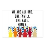 We Are All One Postcards (Package of 8)