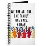 We Are All One Journal
