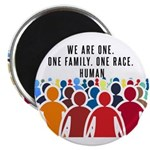 We Are All One Magnets