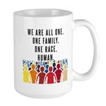 We Are All One Mugs