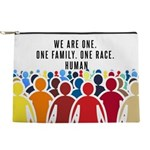 We Are All One Makeup Bag