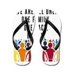 We Are All One Flip Flops