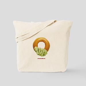Guacadonut Tote Bag