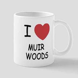 I heart muir woods Mug
