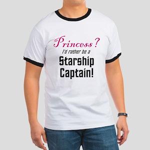 Starship Captain Ringer T