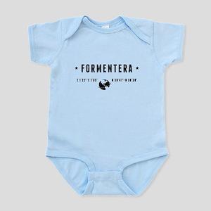 Formentera coordinates Body Suit