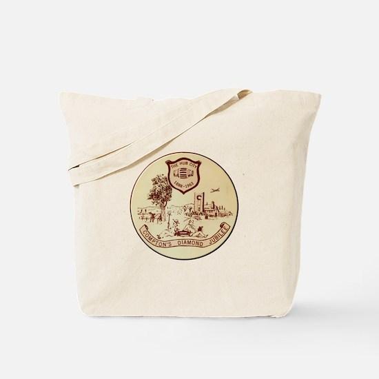 Compton Diamond Jubilee Tote Bag