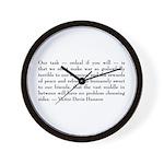 Victor Davis Hanson - Ordeal Wall Clock