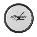 Gremlin Large Wall Clock
