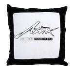 AMX Throw Pillow