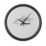 AMX Large Wall Clock