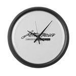 American Large Wall Clock