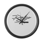 Dodge Large Wall Clock