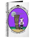 Goth Hula Girl Journal