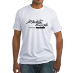 Monte Carlo Fitted T-Shirt