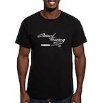 Grand Touring Men's Fitted T-Shirt (dark)