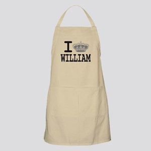 WILLIAM CROWN Apron