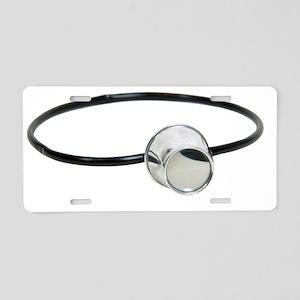 PortableLens072209 Aluminum License Plate