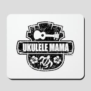 Ukulele Mama Mousepad