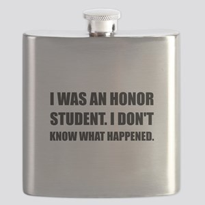 Honor Student What Happened Flask