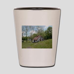 Cottage Shot Glass