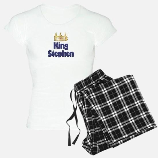 king2_Stephen Pajamas