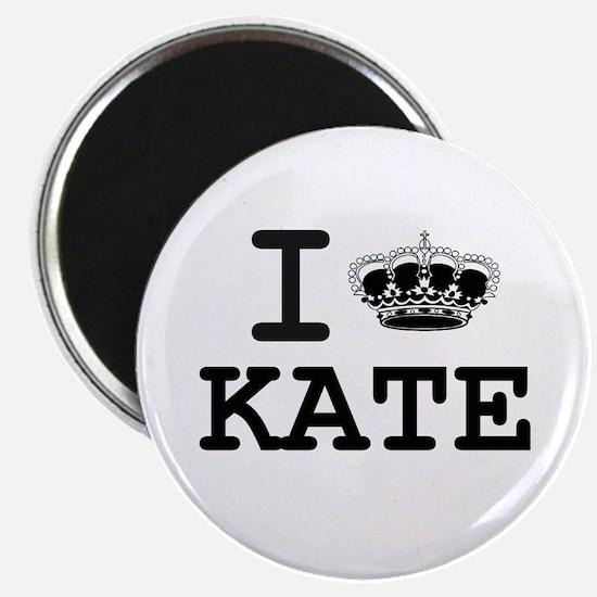 KATE CROWN Magnet